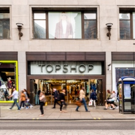 Topshop Flagship Store, London