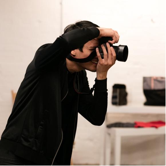 Appear Here photographer, Adam Kang
